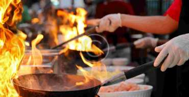 Hot Spicy Air at Fremont Sushi Bar